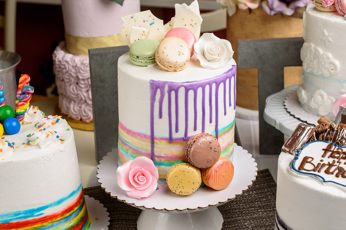 Birthday Cake Designs For People Of All Ages Belmar Bakery