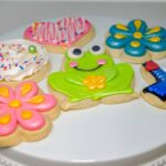 buttercream cookie
