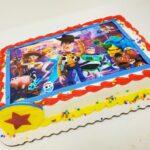 Toy Story custom cake