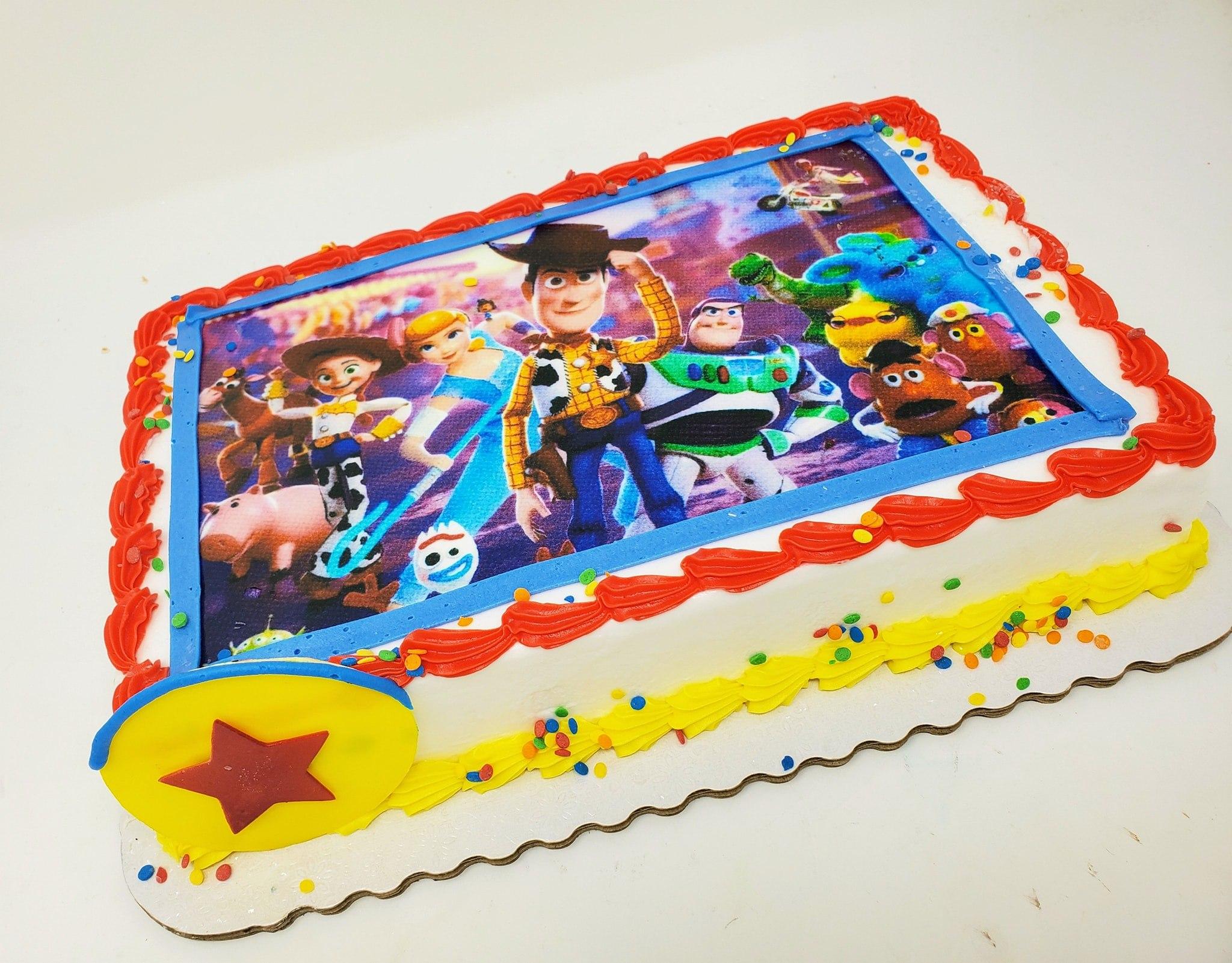 Pleasing Photo Or Logo Belmar Bakery Personalised Birthday Cards Fashionlily Jamesorg
