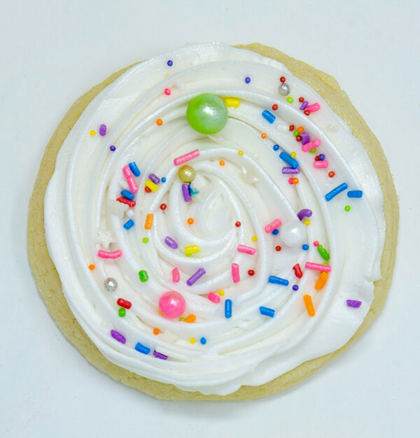 buttercream cookie