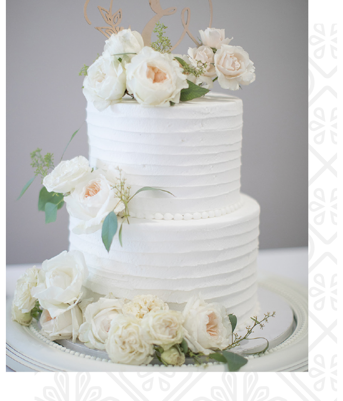 wedding cake in amarillo
